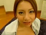 松本メイ 美人お姉さんの濃密手コキ