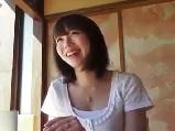 羽田瞳 妻帯者が単身赴任で寂しかったと言う国宝級おっぱいの小町娘 妻とホテルで濃いSEX