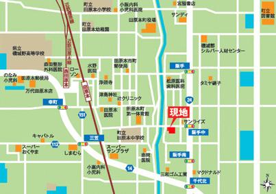 0203田原本マップ 店名変更後 大 ぶろぐ