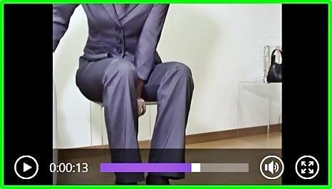 パンツスーツサンプル