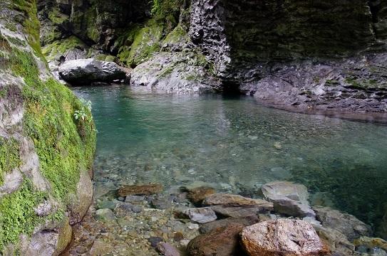 吉野川源流