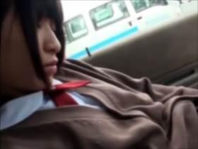 ロリコン男のコレクション映像第2段!野外での露出撮影や車内でのオナニー撮影