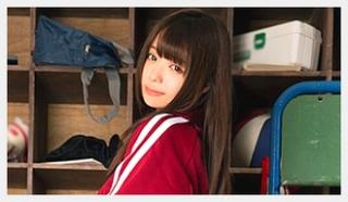 ロリJKが部室で先輩とパコ→大量潮吹き絶頂!!