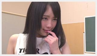 【無】写真撮影のはずが徐々にエスカレートし最後にはぶっかけられる黒髪美少女!
