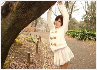 【無修正/有賀ゆあ】かわえええ!! 遠距離恋愛だった彼女と思い出の公園でデート、そして・・・