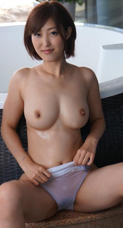 水野朝陽 裸体1