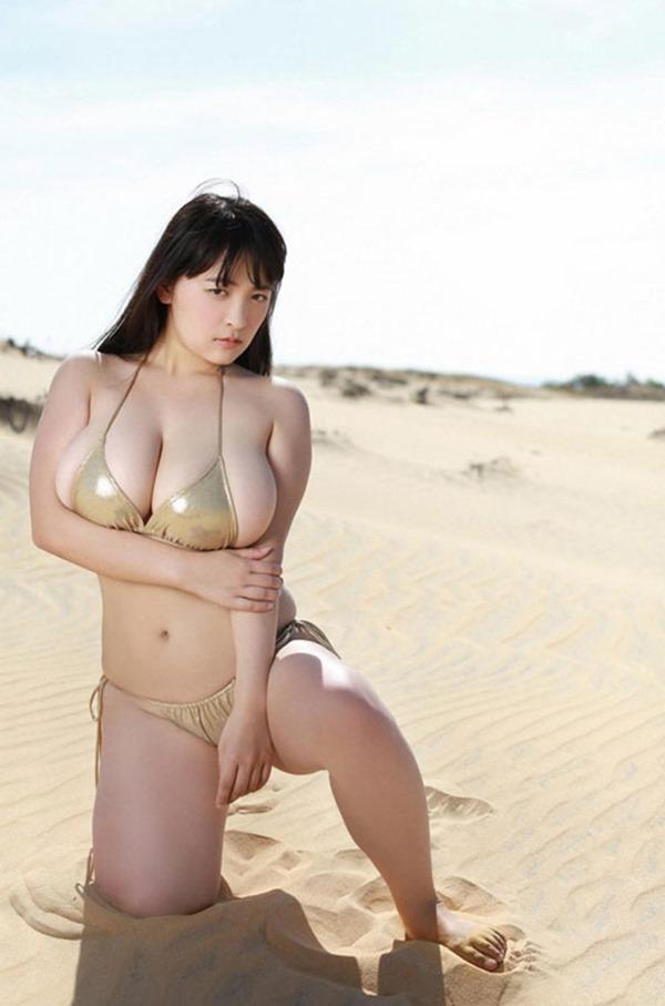 柳瀬早紀 巨乳7