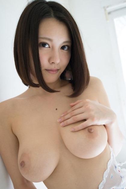 (松岡ちなHカップ乳輪お乳ぬーど写真・ムービー)88㎝美巨乳av女優☆