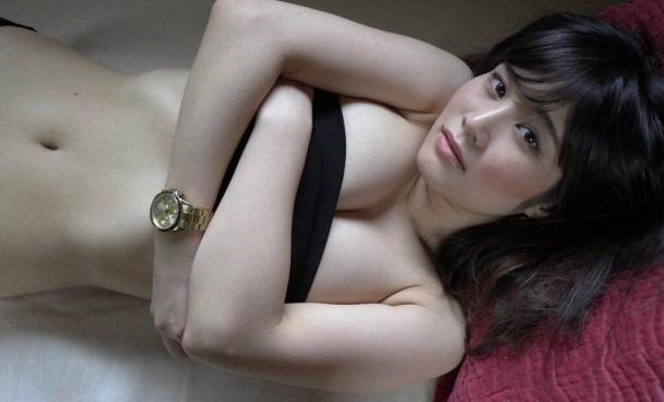(橘花凛セックスカップロケット乳写真)天然物物お乳えろいンゴ☆