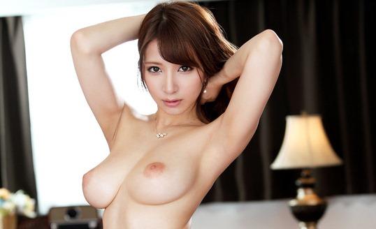 (園田みおん22才REALなSEX写真)プルンと揺れるGカップ美巨乳☆