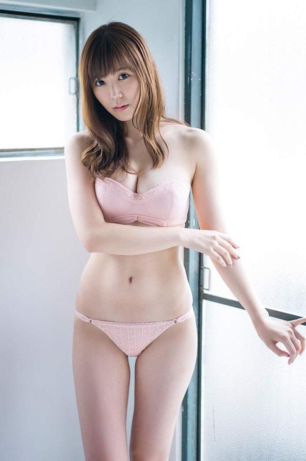 金子栞元SKEのFボディ8