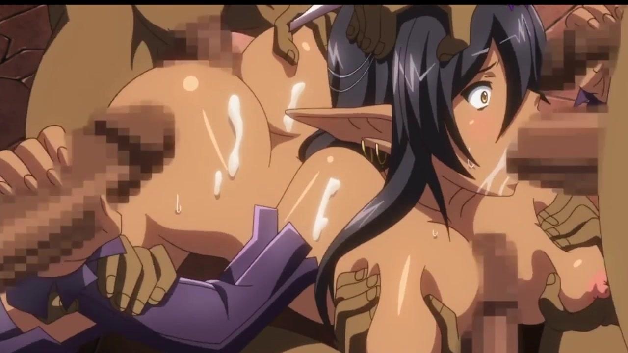 ムチムチ爆乳アニメ映像の寄せ集め動画!