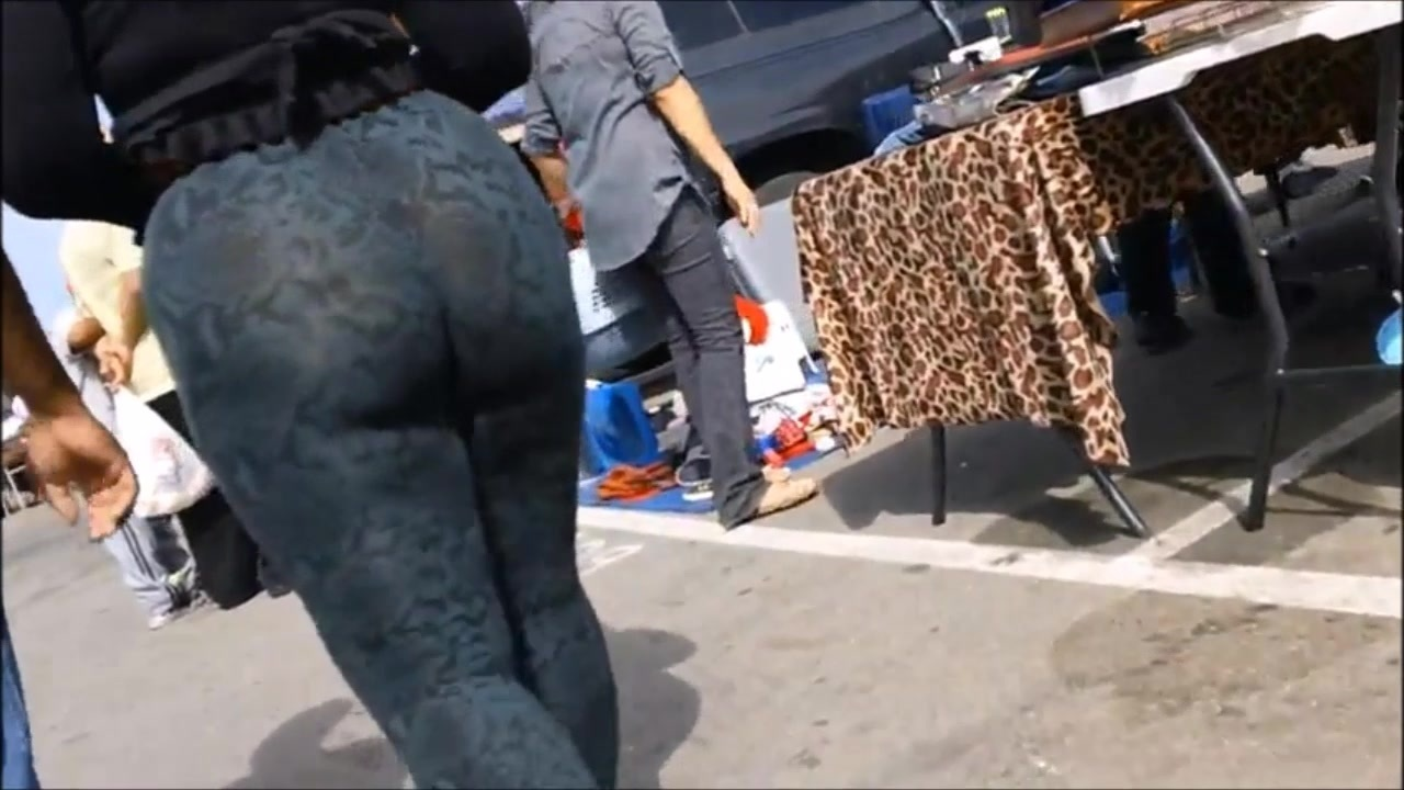 発育が良すぎるデカ尻女たち!ストリートの巨尻ちゃんたちを隠し撮り!【デブぽっちゃり】