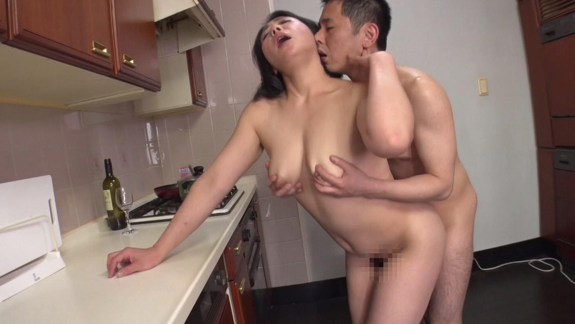 台所 セックス 10