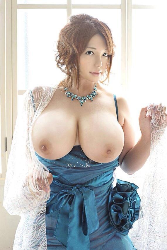 【エロ画像】グレート☆と思わず口にする大きなお乳、それが美巨乳だ パート2