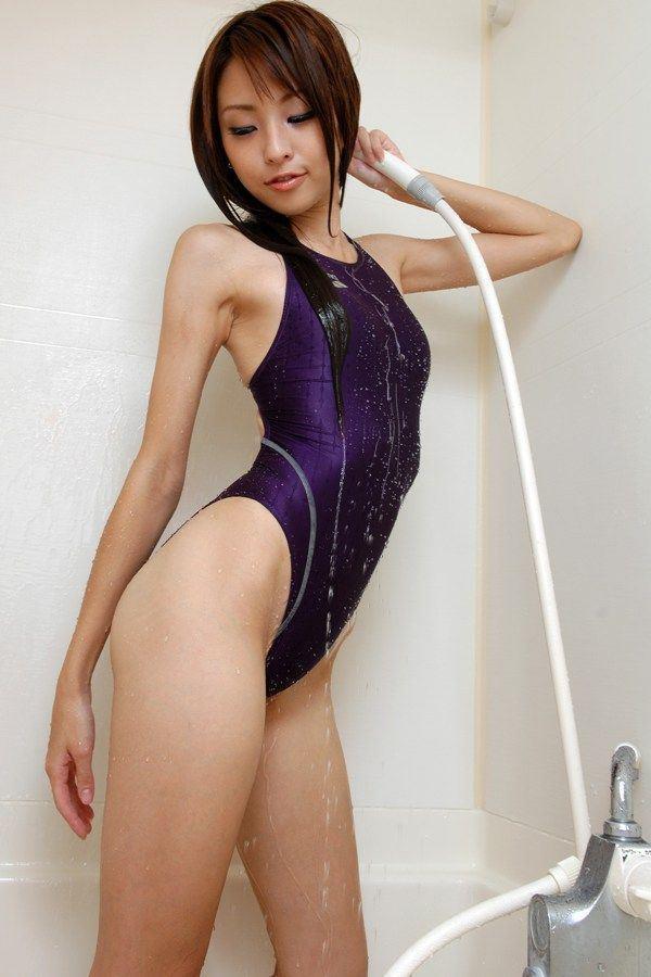 アダルト画像3次元 - ボディーラインを楽しむなら競泳スイムスーツが最高と言う事実を知っているか? パート7