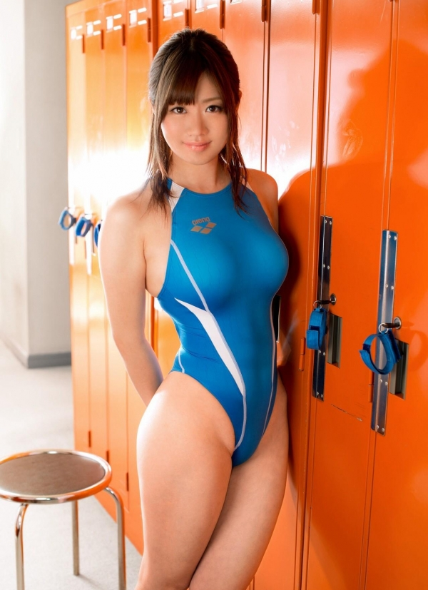 体ラインを楽しむなら競泳ミズ着が一番と言う事実を知っているか?