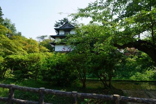 弘前公園緑がいっぱい
