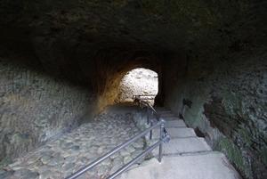 1洞窟入口