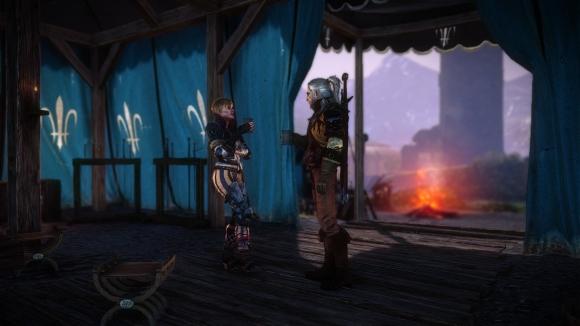 The Witcher 2 Assassins of Kings Enhanced Edition サブクエスト「ヘンセルト王の御前試合」