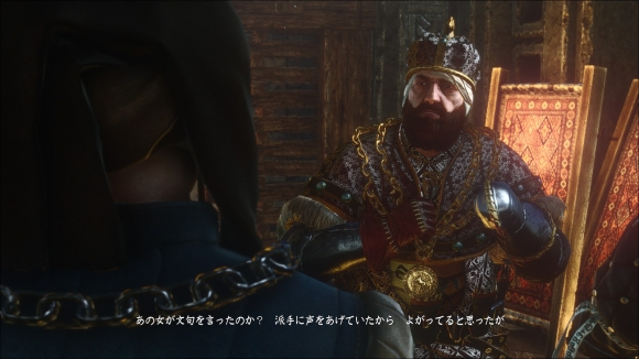 The Witcher 2 Assassins of Kings Enhanced メインクエスト「ヴァージェン攻防戦
