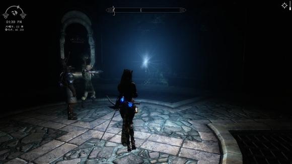 skyrim Dawnguard砦