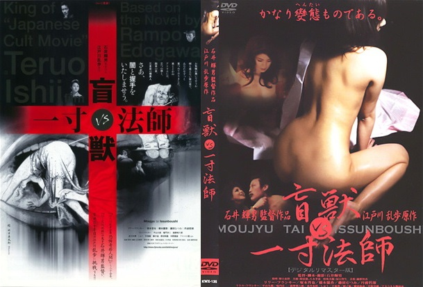 チラシ&DVDパッケージ