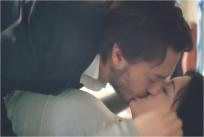 アンナにキスするジャン