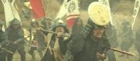 徳川勢に討たれる後藤又兵衛