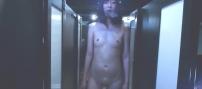 全裸になった寧子