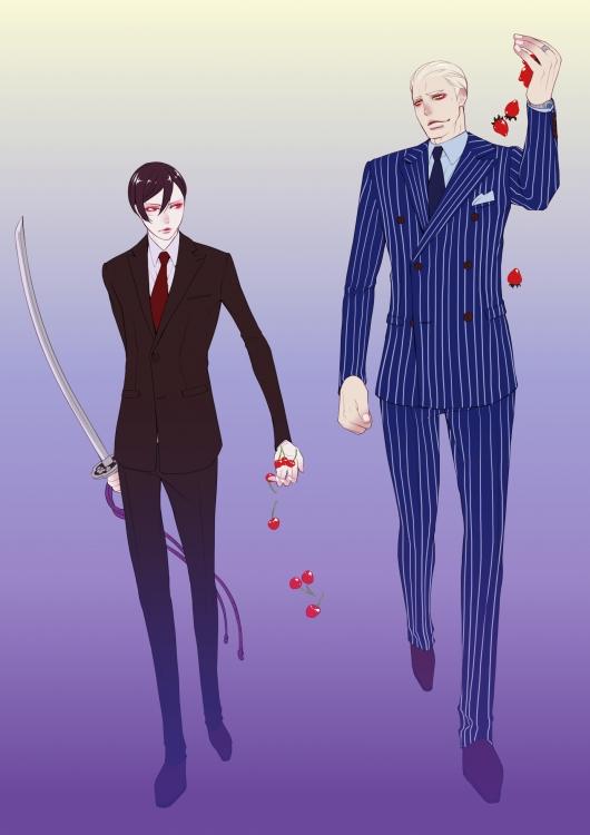 薔薇科戦争