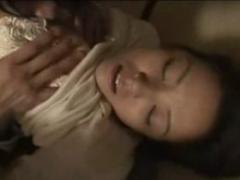 【義母子相姦動画】ムッチリ爆乳ボディの義理のお母さんに思いを寄せる男性が遂に押し倒した禁断SEX!友崎亜希
