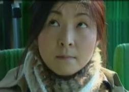 痴●される目的でバスに乗る女