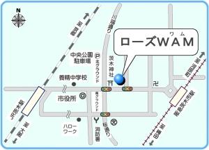 WAMアクセスMAP