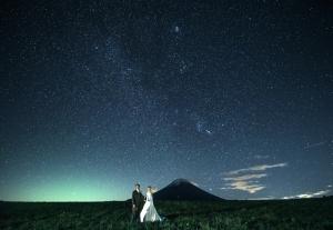 2017060410 高原と富士山