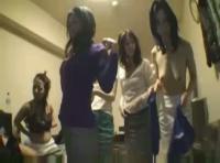 【エックスビビオデ 日本x japanv】5人の欲求不満な痴女お姉さんに襲われめちゃくちゃにハメ倒された俺の話ww