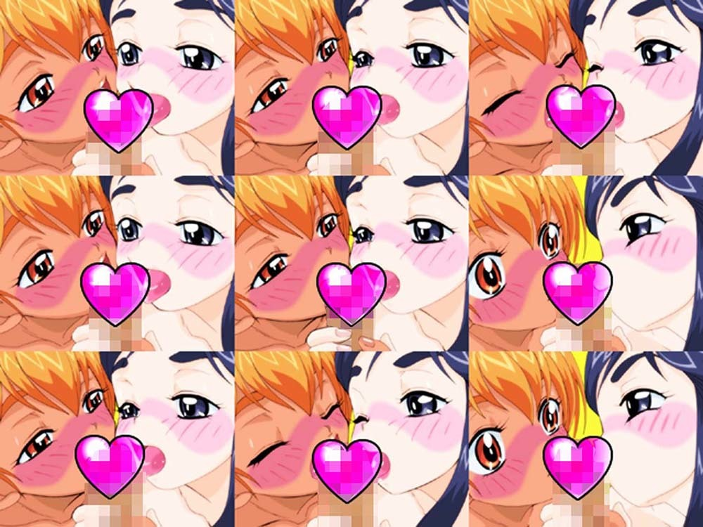 【無料ギャルエアニメ】ループス2~ふたりはプリキュアじゃなくてエッチな娘だよ~