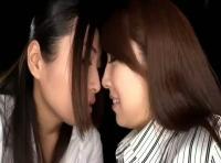 【レズ性交動画】大人の女性ユキとミサが初めてのレズエッチで一緒に激イキ大絶頂!!!