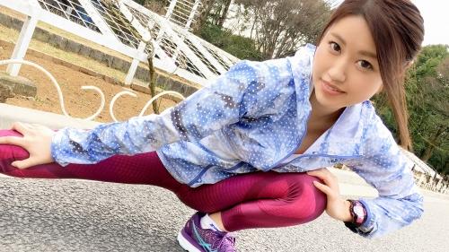 MGS動画:ナンパTV『ジョギングナンパ 09』 れいか 30歳 秘書 200GANA-1324 01