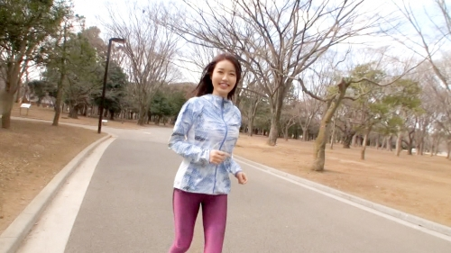 MGS動画:ナンパTV『ジョギングナンパ 09』 れいか 30歳 秘書 200GANA-1324 08