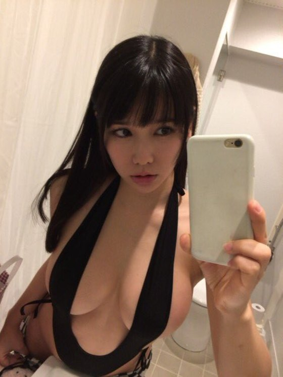 新垣優香 Twitter自撮り画像