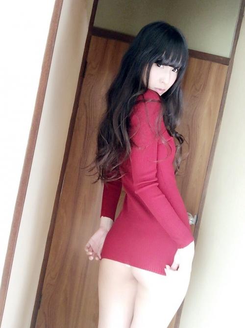 エロ尻 尻をガッ 02