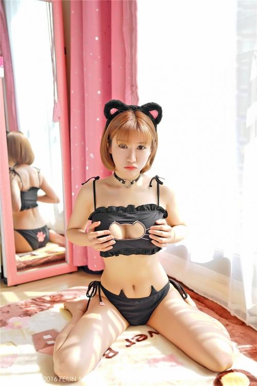 猫ランジェリー 09