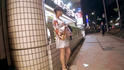 MGS動画: ナンパTV 『セクシー居酒屋ナンパ 01 チームN』 しほ 23歳(江上しほ) セクシー居酒屋店員 200GANA-1253 03