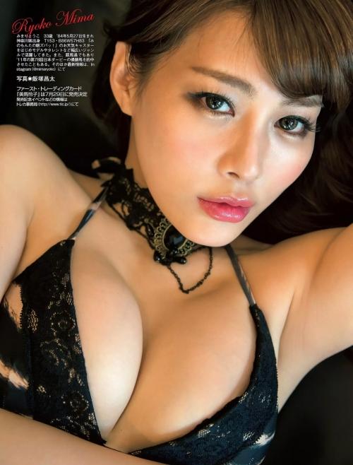 クラビアアイドル おっぱい エロ画像 06
