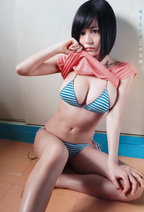 クラビアアイドル おっぱい エロ画像 32