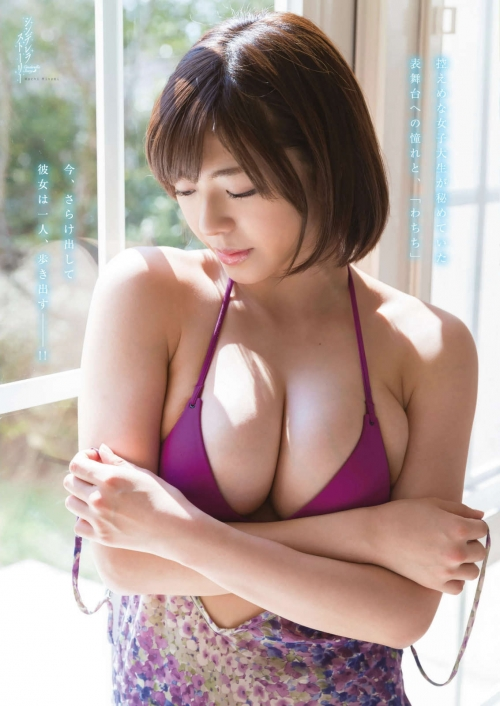 クラビアアイドル おっぱい エロ画像 35