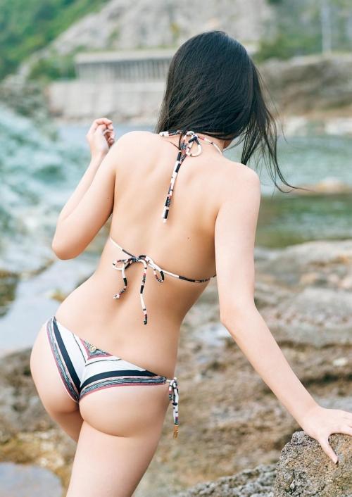 グラビアアイドル 水着お尻 46