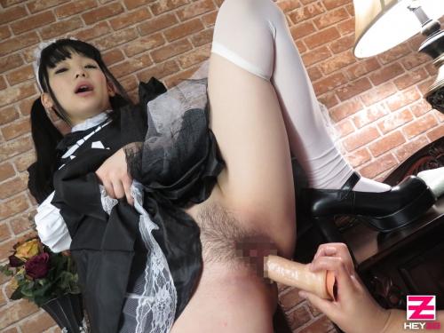 姫川ゆうな メイどーる Vo.4~ご主人様のいいなり性人形~ 無修正動画 HEYZO 13