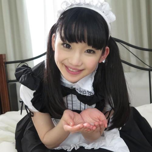 姫川ゆうな 露理系のロリ顔美10代小娘がメイドさんファックする裏ムービー。興味ない人は注意☆ww
